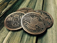 Phish Three-eyed Owl Coin