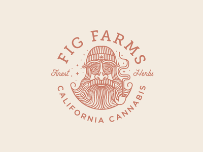 Fig Farms Sailor californias finest illustration sailor marijuana cannabis