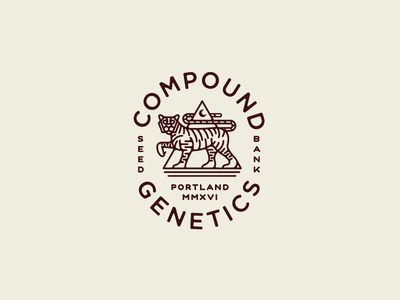Compound Genetics  portland marijuana fortress mountain tiger