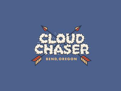 Oregrown Cloudchaser oregon lettering