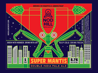 Nod Hill Super Mantis DIPA