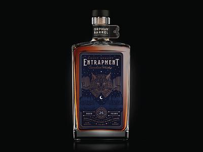 Entrapment lynx whiskey