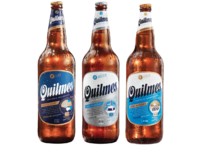 Quilmes Beer illustrations