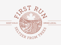 First Run Seltzer