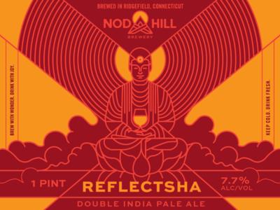 Nod Hill Reflectsha