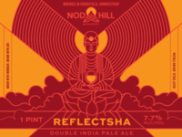Nod Hill Reflectsha