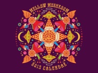 Mellow Mushroom Calendar