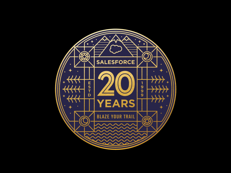 Salesforce 20th Anniversary