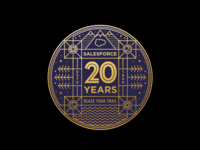 Salesforce 20th Anniversary