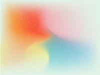 speckled gradients abstract illustration texture
