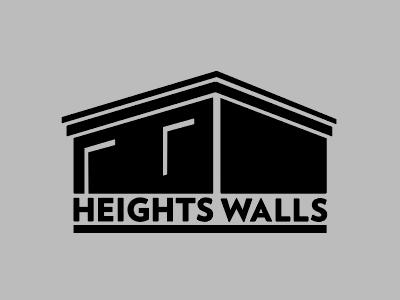 Heights Walls Logo