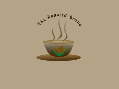 Coffee Shop illustration vector logo design
