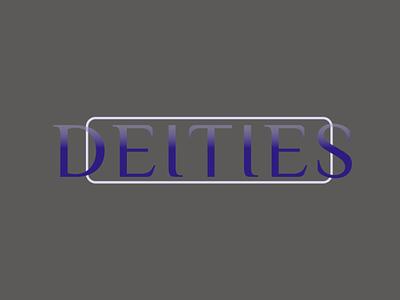 Fashion Brand Wordmark vector illustration logo design