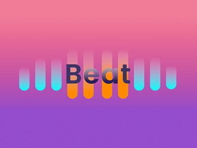 Music App Logo vector illustration design logo