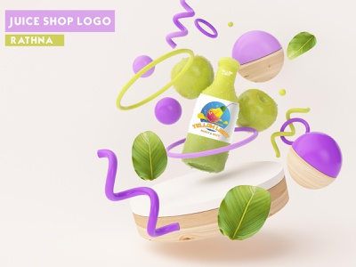 Logo _Yellow Light graphic design art illustrator ui typography vector design flat illustration logo