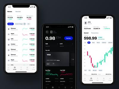 BTC-Markte iPhone App