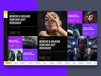 Newsx: Urban Culture News Website