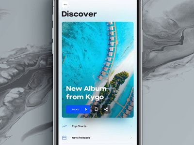 Holo Music Design System Animations design systems ios lifestyle responsive ui kit iphone desktop mobile streaming ui player spotify design chart music app