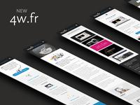 4w.fr Mobile