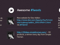 Awesome #Tweets