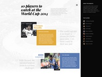 World Cup | Players to watch