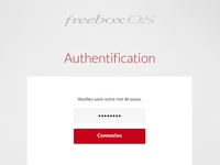 FreeboxOs Login