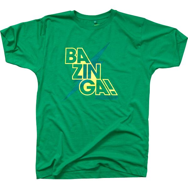 Bazinga large