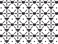 Dog & Cat pattern