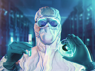 Badmoon Laboratories biology energy chemistry laboratory science wallpaper aharmon tmbr badmoon