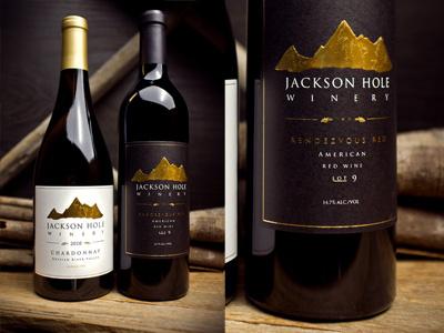 Jhwineryshoot aharmon aharmon design group jackson hole jh winery wine winery labels product photography