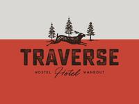 Traverse Logos Retro Color