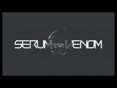 SVSV // Serum vs. Venom science fiction scifi webdesign motiondesign motion aftereffects ae 3d cinema4d c4d minimal glitch tech aharmon