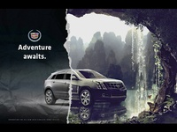 Cadillac - Adventure Awaits