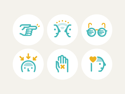 Moodnotes : Thinking traps illustration mental health mind flat moodnotes icon