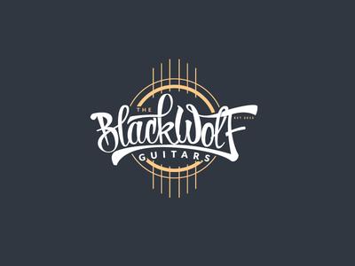 Blackwolf Guitars Logo