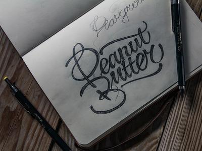 Peanut Butter Pencil
