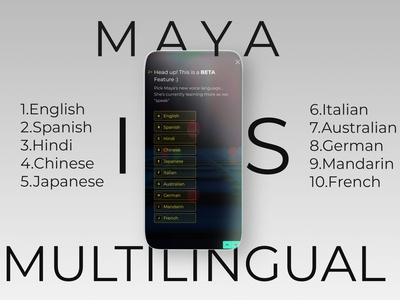 A multilingual robot that builds businesses business language entrepreneur branding app ai