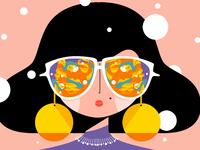 Disco style 🎤🎶💃
