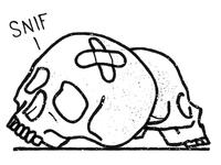 Sad skulls -SOB-