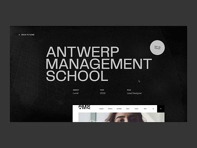 Glenn Catteeuw — Portfolio 2020 displacement invert design 3d transition interaction portfolio case study minimal typography noise texture grid animation motion ux ui web website web design