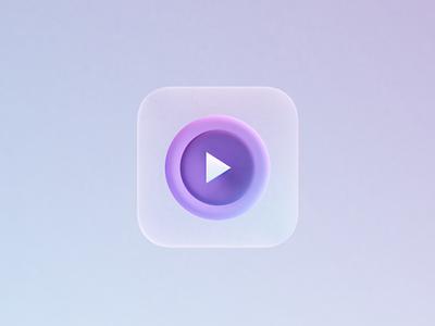 App Icon identity app icons vector blender 3d 005 dailyui logo icon