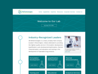 AB BioTechnologies - Website Redesign