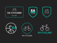 XA Cycling - Logo Exploration
