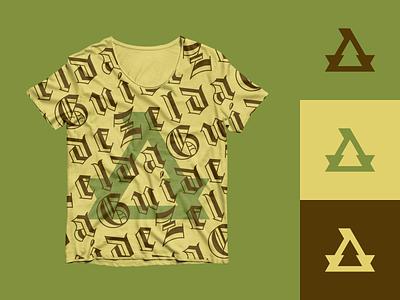 ZeldaGuide tshirt logodesign 30daychallenge