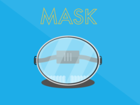 Steve Zissou Mask - The Life Aquatic