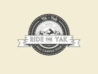 Ride the Yak