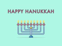 Happy Hanukkah!