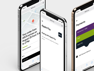 Fetchr | Mobile Delivery Payments