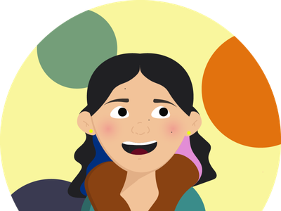 Happy Woman icon vector illustration design