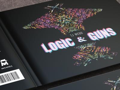 Digipak Album Artwork: Logic & Guns